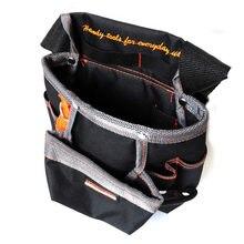 8 bolsillos Oxford bolsa de herramientas de Electricista Herramienta  cintura bolsillo cinturón bolsa Bagbolsa Herramienta HW243 0a9197c148f2