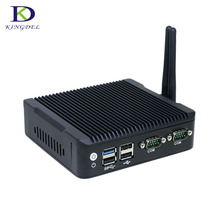 Palm computer Celeron J1900 Quad Core mini pc windows 7 2com or 1com nettop slim pc Intel HD Graphics Nuc desktop plus HDMI VGA(China)