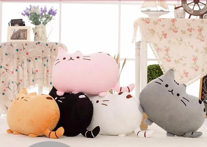 40-30cm-Plush-Toys-Stuffed-Animal-Doll-Talking-Animal-toy-Pusheen-Cat-For-Girl-Kid-Kawaii (1)