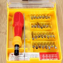 32 in 1 Multi-Tool Kit Screwdriver Set Precision Repair Tool for Phones Watch Tablet Laptop Electronic Magnetic Screwdriver bits