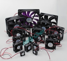 Factory order Gdt DC AC VGA CPU PC 12V 24V 5V Cooling Fan Xcm Xmm Xinch Customized OEM Wholesale Cooler Radiator(China)