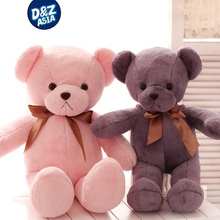 Teddy bear plush Teddy Bear toy doll color lovers Large pillow giant bear Valentine's day gifts(China)