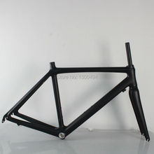 Buy Door Cycling Carbon Road Frames 700C KQ-RB57 Fork included UD size 57cm available Cheap Price for $339.88 in AliExpress store