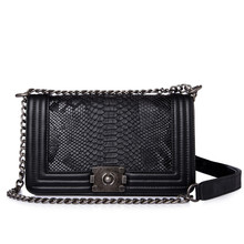 Golden Finger Brand Crossbody Bags Diamond Lattice Women Bag Designer Handbags High Quality Chain Ladies Women Messenger Bag(China)