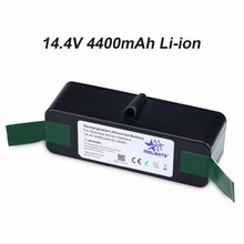 Melasta 4.4Ah 14.4V LI-ION Battery with Sanyo Cells for iRobot Roomba 500 600 700 800 Series 510 530 531 532 620 650 770 870 880