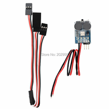 2pcs/lot 3 In 1 LiPo Battery Monitor & Discovery Buzzer & Signal Loss Alarm For Matek Mini Quadcopter QAV250 QAV210
