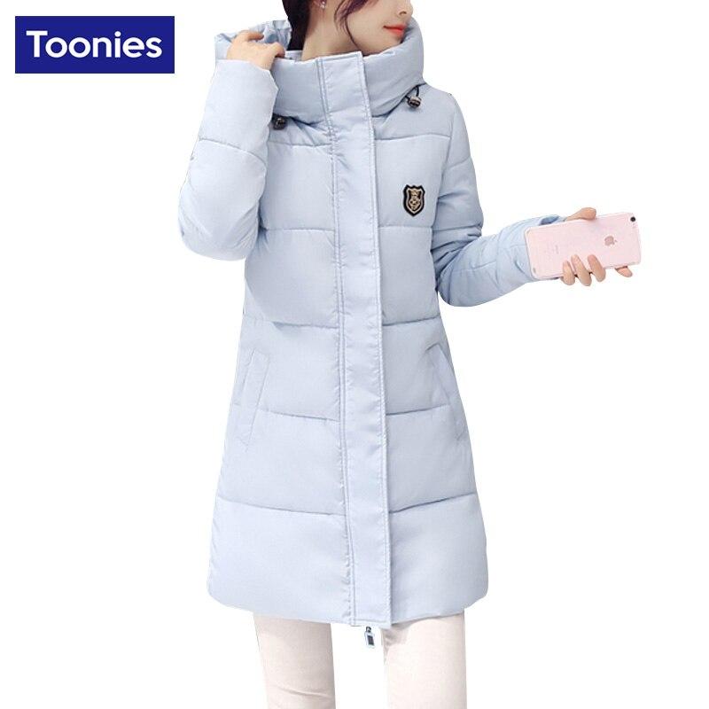 Winter Coat Women 2017 Outerwear Long Manteau Femme Hooded Slim Womens Winter Jackets 6 Colors Manteau Femme Warm Parka CoatОдежда и ак�е��уары<br><br><br>Aliexpress