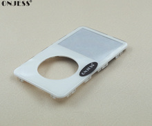 Onjess White Color Plastic Front Housing Case Cover Shell for iPod 5th gen Video 30GB 60GB 80GB(China)