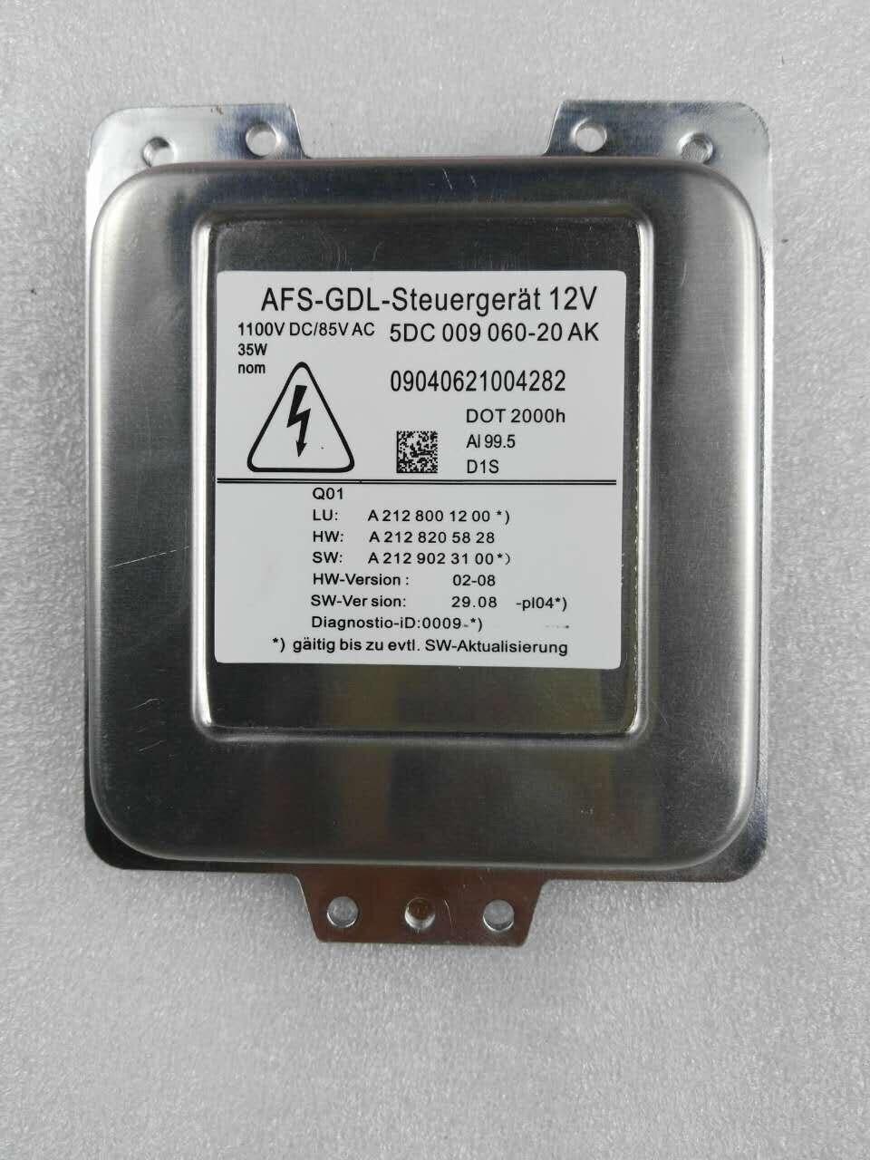 D1s xenon hid headlight ballast for oem h ella afs gdl 5dc009060 00