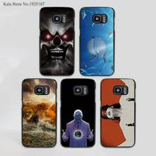 3d Gothic Wallpaper design hard black phone Case Cover for samsung galaxy s7 s6 edge s3 s4 s5 mini Note5432