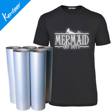 Q8 Kenteer Reflective Heat Transfer Vinyl For T-Shirt  50cm*25m/Roll