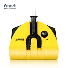 Fmart Electric Broom 2 in 1 Swivel Cordless Cleaner Drag Sweeping Aspirator Household Cleaning Wireless Cleaner Cleaning FM-007(China)