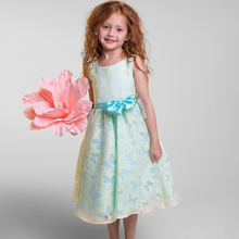 Toddler Infant Party Dresses For Girls Kids Baby 4 -10 Birthday Tutu Outfits Tulle Sparkle Sequins Children School Prom Gown