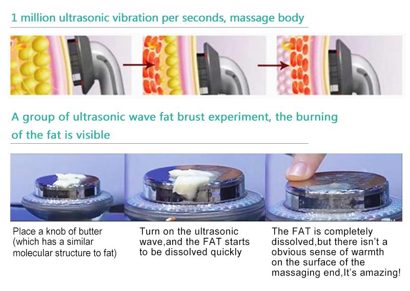 Ultrasonic Cavitation Device