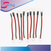 5pcs Hot Airplane Helicopter Parts Wltoys V911 V911-1 V911-2 F929 F939 H36 E010 Balanced Charger Conversion Cable
