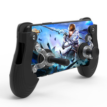 Buy New 2pcs/Set Touch Screen Game Dual Joystick Sucker Handle Set Mobile Game Handle Set Mobile Phone Tablet Android IOS for $9.99 in AliExpress store