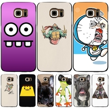 Funny Pug Life cell phone case cover for Samsung Galaxy S7 edge PLUS S8 S6 S5 S4 S3 MINI
