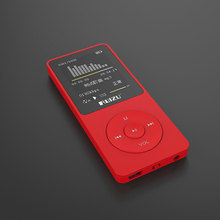 Latest 100% Original RUIZU MP3 Player 1.8inch screen 8GB Memory Support TF Card Expansion FM E-book Video Record 25 Languages(China)