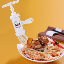 ABS Noodle Maker With 4 Models Manual Noodles Press Pasta Machine Kitchen Tools Vegetable Fruit Juicer