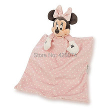 New Minnie Baby Girls Comfort Plush For Girls Kids Stuffed Toys Children Gifts