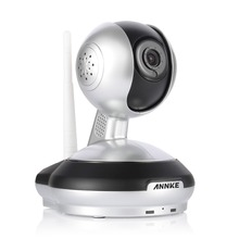 Buy ANNKE 720P IP Camera 1.0MP FULL HD Wireless Webcam HD 720P Infrared Security Audio Record CCTV Camera indoor Monitor for $49.99 in AliExpress store