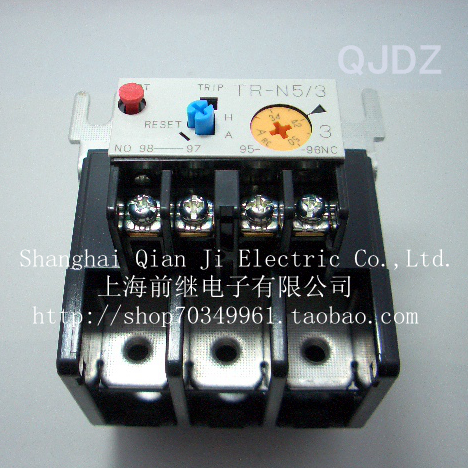 TR-N5 / 3TR-N5 / 3 thermal overload relay<br>