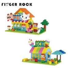Pets Shop Model Diamond Building Blocks Animals Cartoon Best Gift For Children And Adult Toys Leisure Mini Assembled Bricks