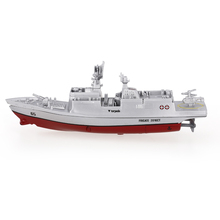 RC Boat Toys Sea Wing Star 3318 2.4GHz All Direction Navigate Mini Radio Remote Control Electric Warship Boat RTR Ship(China)