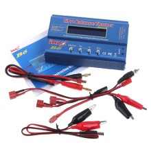 New iMAX B6 LCD Screen Digital RC Lipo NiMh Li-ion Ni-Cd RC Battery Balance Charger Digital Charger Discharger C1(80W)