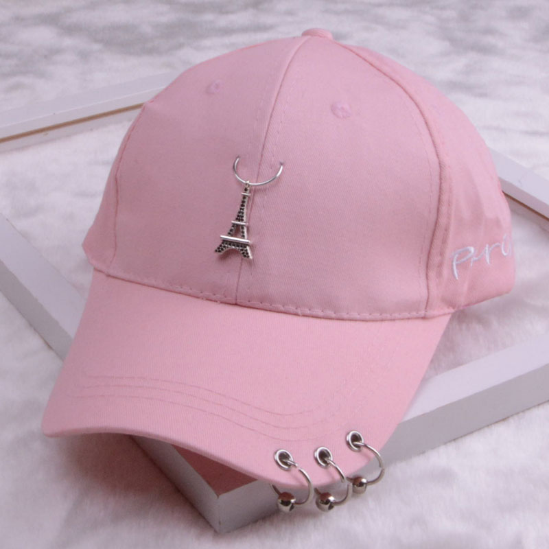 baseball cap with ring dad hats for women men baseball cap women white black baseball cap men dad hat (25)