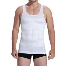 Men Slimming Body Shaper belt underwear waist trainer corsets Men bodysuit TV shopping waist abdomen underwear Less beer belly