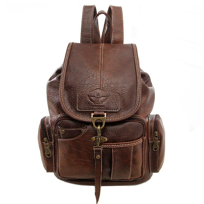 High Quality PU Leather Women Backpack Fashion Designer Brand for Teenager large capacity star same backpack rusack bolsas XA98B<br><br>Aliexpress