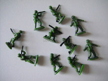 Free shipping new on stock lot of 50 1.5cm mini solider decoration war games accessories war model