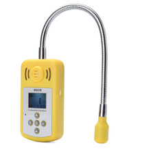 Professional Combustible Gas Detector Portable Gas Leak Location Determine Tester LCD Display Sound-light Alarm gas analyzer(China)