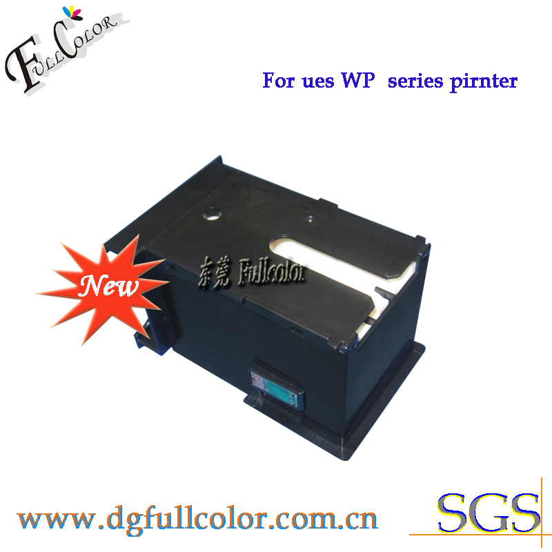 Free shipping waste ink tank for epson wp-4525 DNF maintenance cartridge<br><br>Aliexpress