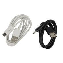 1PCS Durable micro USB CHARGER CABLE FOR SAMSUNG GLALXY NOTE 2 S3 S4 Black White Color