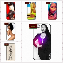 Look good Nicki Minaj Photoshoot Cover case for iphone 4 4s 5 5s 5c 6 6s plus samsung galaxy S3 S4 mini S5 S6 Note 2 3 4  JY0140