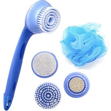 Hot Sale Bath For Spin SPA Massage Electric Shower Brush 5 in 1 Cleaning System Long-handled