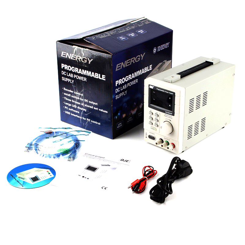 QJ3005P Programmable Linear Type Variable Regulated DC Power Supply 30V5A (6)