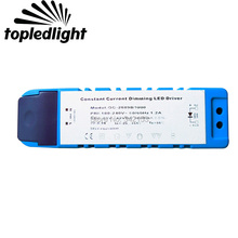 High Power 30W LED Driver AC 180V-240V PF 0.9 1200mA DC 21V-42V Dimming Lighting Transformers Conducteur Mene Driver Principale(China)