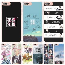 BTS Bangtan young forever cell phone Cover case for iphone 6 4 4s 5 5s SE 5c 6 6s 7 plus case for iphone 7