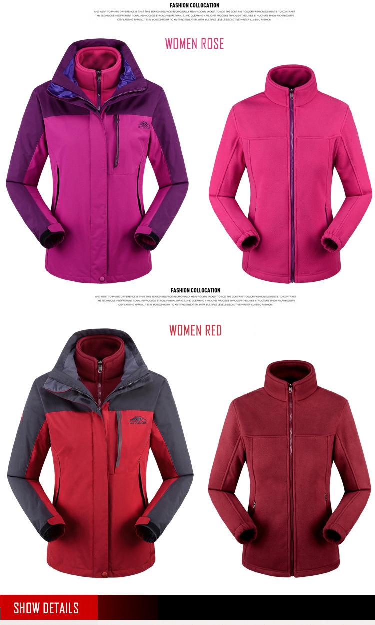 MX-HLZ80029 men and Women fashion warm casual fleece   (7)