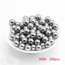 Ball Diameter-Bearing Stainless-Steel 6mm Shooting-Supplies 5mm 2mm 4mm 3mm 50pcs Precision