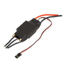 High Quality GoolRC 60A Brushless Water Cooling ESC Electric Speed Controller with 5V/3A BEC for RC Boat Model(China)