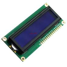 New Character LCD Module Display LCM 1602 16X2 HD44780 Blue Blacklight(China)