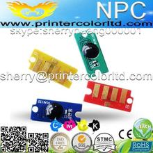 Manufacture Laser printer Smart Color reset cartridge refilled toner chip for DELL 1250 1250c 1350 1350cnw 1355cn 13355cnw