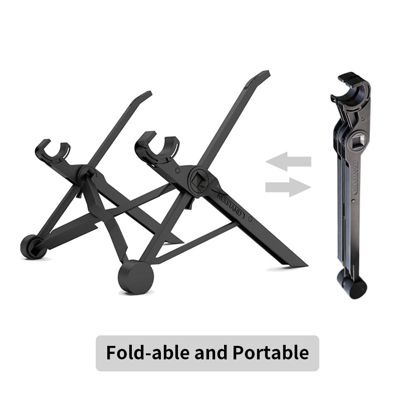 NEXSTAND-K2-laptop-stand-folding-portable-adjustable-laptop-lapdesk-office-lapdesk-ergonomic-notebook-stand (2)