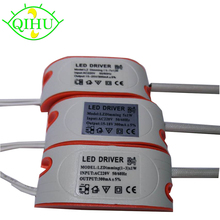 Light Transformer Led Dimmable Driver 3W 5W 7W 9W AC 85 265V Constant Current Lamp Power Supply For downlights tracking lights(China)