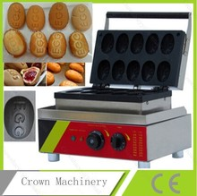 Egg Commercial Belgian Industrial waffle maker; Waffle pan ;Waffle iron(China)