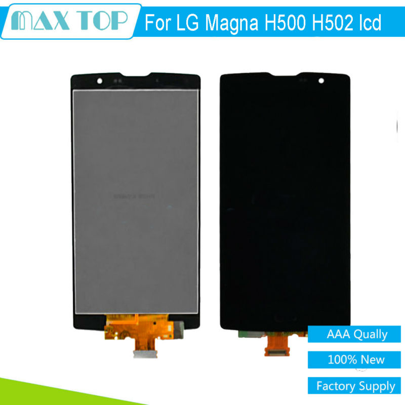 100% tested 5.0 1280*720 For LG Magna H500 H502 Lcd Display Screen +Touch Panel digitizer glass assembly + Free shipping<br><br>Aliexpress